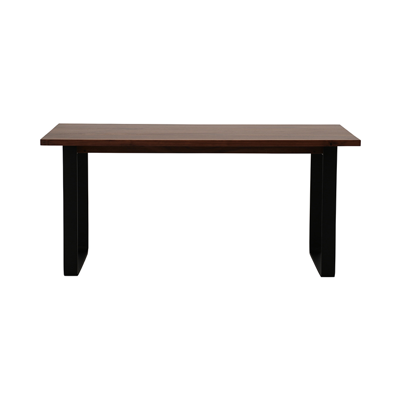 BYO TABLE B LEG 160X85 WALNUT URETHANE