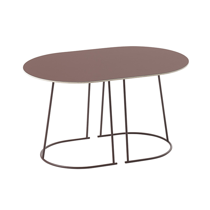 AIRY COFFEE TABLE SMALL /PLUM