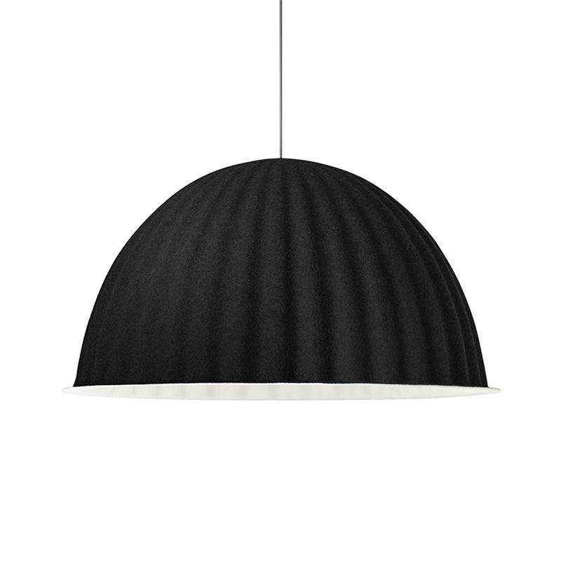 UNDER THE BELL PENDANT LAMP /82 BLACK