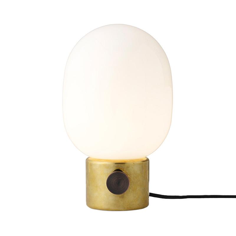 JWDA TABLE LAMP POLISHED BRASS