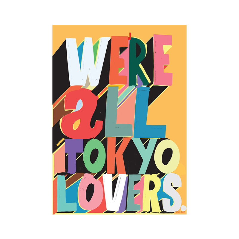 RUDE TOKYO LOVERS