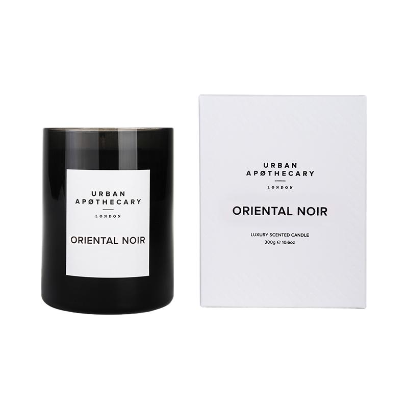 URBAN APOTHECARY CANDLE BLACK 300G ORIENTAL NOIR