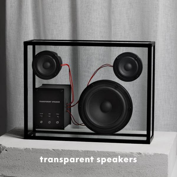 Transparent_Speakers