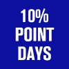 <strong>【店舗限定】10%POINT DAYS</strong><br />お買い物の際にメンバーズカードをご提示いただくと、10%のポイントがつくお得な期間です。ぜひこの機会に、お買い物をお楽しみください。<br />詳しくはこちら