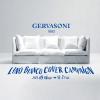 <strong>GERVASONI リノビアンコ キャンペーン</strong><br />キャンペーン期間中、「ジェルバゾーニ」のカバーリング製品を ご注文いただいたお客さまに限り、リノビアンコカバーをもう1セットプレゼントいたします。<br />詳しくはこちら